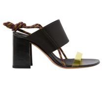 Sandalen mit Doppelriemen