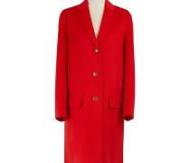 Mantel aus Kaschmir und Wolle