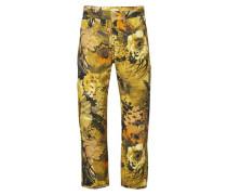 Bedruckte Jeans Panthero