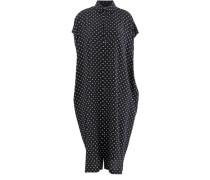 Kleid mit kurzen Ärmeln Rawcut