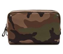 Camouflage-Täschchen von Valentino Garavani