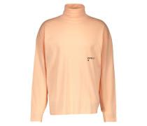 T-Shirt mit langen Ärmeln und Rollkragen