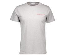 """Besticktes T-Shirt """"(HEART)BEAT"""""""
