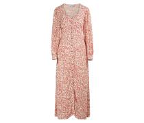 Langes, schweifendes Kleid