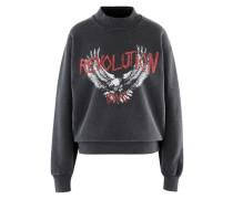 Sweatshirt Saint aus Baumwolle