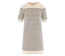 Kleid Marin mit kurzen Ärmeln
