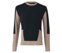 Colorblock-Pullover