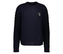 Pullover aus feinem Strick