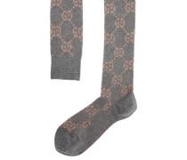 Logo-Socken