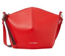 Mini-Bucket Bag aus Leder