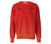Sweatshirt Bleach Patchwork