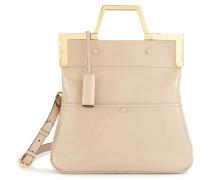 Handtasche Shopping Flap S