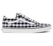 Vans Old Skool gingham sneakers