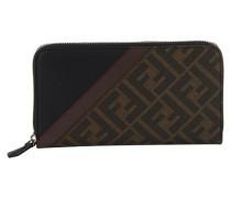 Reißverschluss-Brieftasche FF