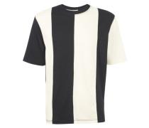 Zweifarbiges T-Shirt Ami