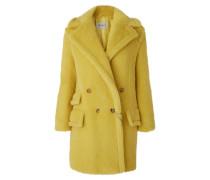 Mantel Adenia aus Alpaka und Wolle