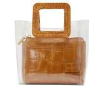 Transparente Mini-Handtasche Shirley