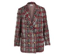 Jacke aus Mischwolle