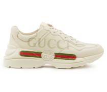 Turnschuhe Rhyton mit Logo von Gucci