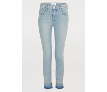 Jeans The Stiletto mit hoher Taille