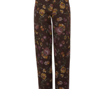 Pantalon Charles aus Schurwolle