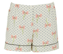 Pyjama-Shorts aus Seide
