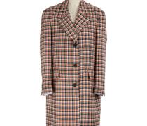 Oversized Mantel aus Schurwolle