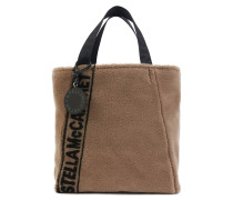 Tote Bag in Alter Shearling