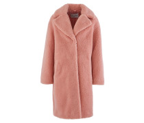 Mantel Camille aus Kunstpelz