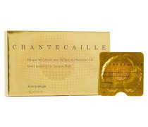 Revitalisierende Augenmaske mit Goldpartikeln