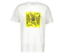 Bedrucktes T-Shirt Paris Soleil