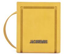 Schräg über die Schultern zu tragende Minitasche Le Gadjo