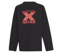 Oversize-T-Shirt X Rated