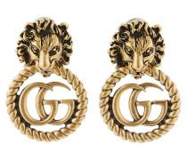 Ohrringe Lion GG Marmont