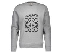 Sweatshirt Anagram aus Baumwolle