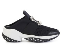 Viv Run Strass Buckle Sneakers