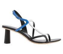 Sandalen mit Absatz Brigette