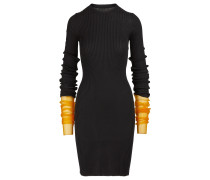 Midi-Kleid aus Baumwolljersey