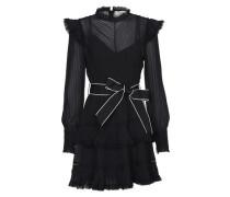 Kurzes Kleid Pintuck