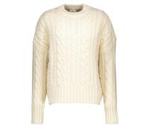 Geflochtener Pullover