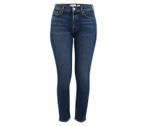 Jeans High Rise Ankle Crop