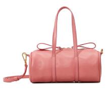Mini-Reisetasche aus Leder