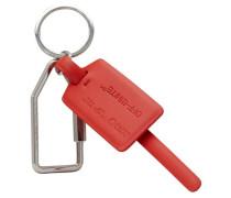 Schlüsselanhänger Ziptie