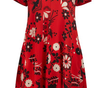 Kleid aus Seidenkrepp