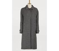 Mantel Macie aus Schurwolle