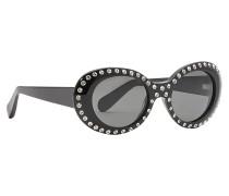 Sonnenbrille mit Strass Mustang