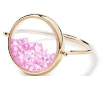 Ring Chivor rosa Saphire