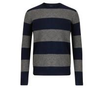 Pullover mit Rundhalsausschnitt Shetland Big Stripe