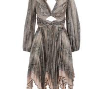Kurzes Kleid Corsage