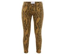 Schlangen-Jeans The Stiletto